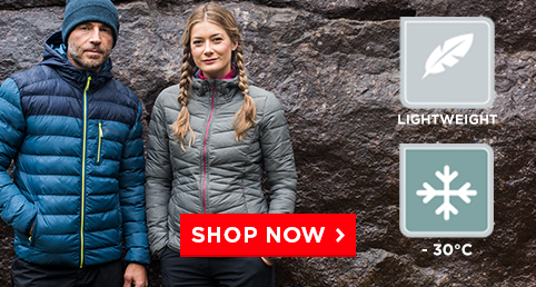 P3: Padded Jackets from €29.99