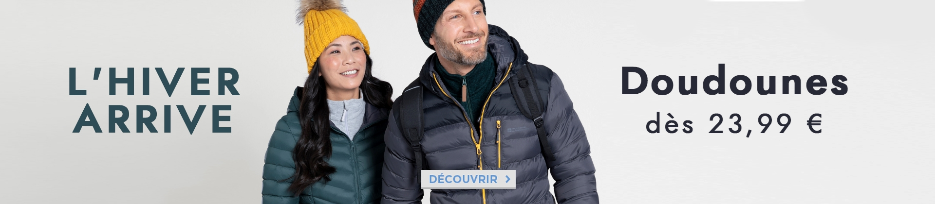 H1:Down Jackets