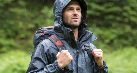 B3: Waterproofs at Mountain Warehouse