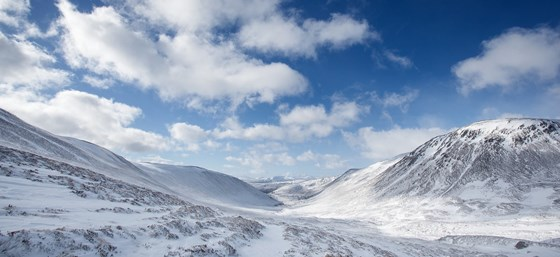 B1: Scottish Ski Resorts