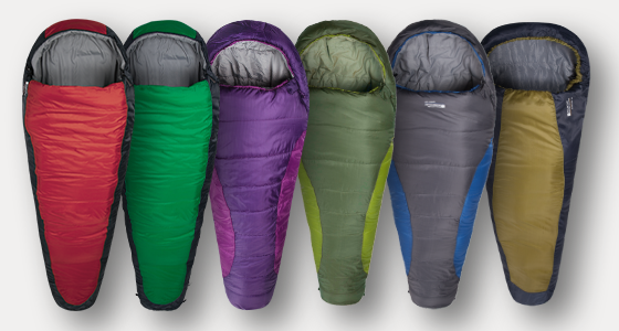 B1: Summer Sleeping Bags