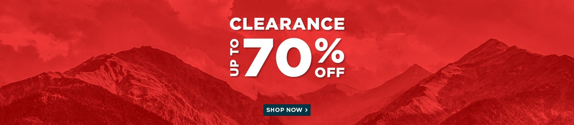 Clearance - Up To 70% Off!