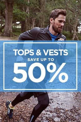Tops & Vests Save Up To 50%