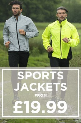 Sports Jackets from £19.99