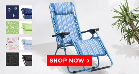 P2: Outdoor Chairs Up To 50% Off