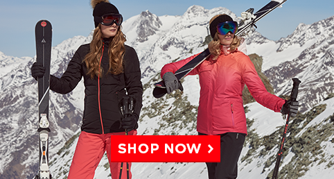 P2: Ski Jackets From £29.99