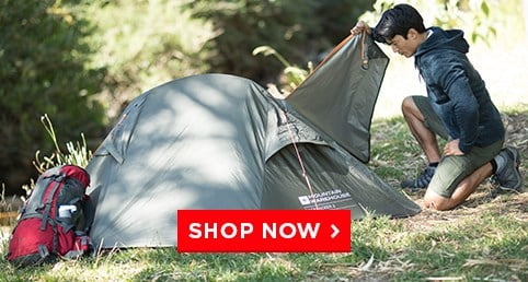 Save Up to 50% on Tents!