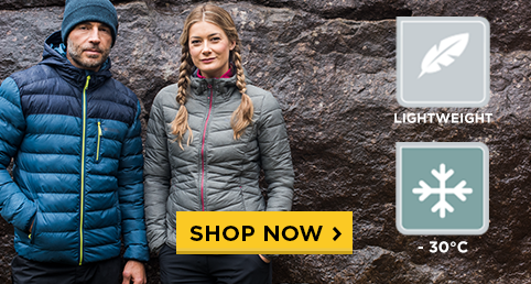 P1: Padded Jackets From £24.99