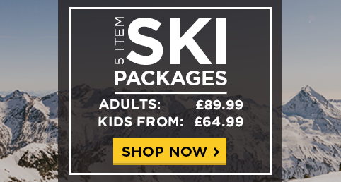 P1: 5 Item Ski Packages