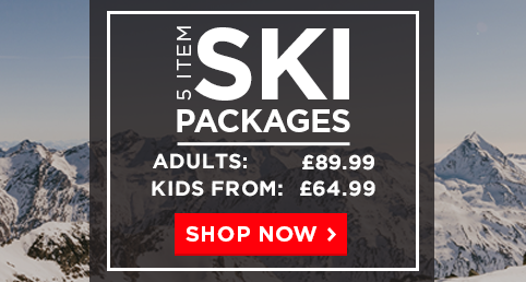 P4: 5 Item Ski Packages