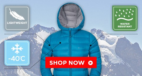 Padded Jackets From $29.99