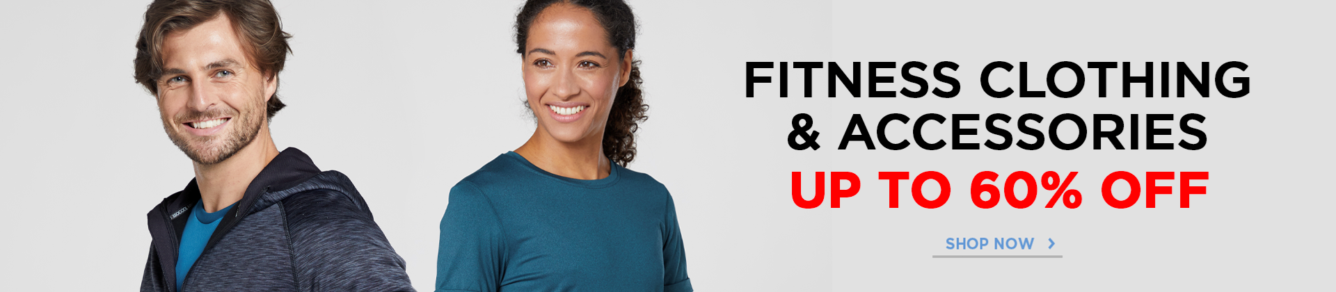 H1: Fitness Clothing & Accessories