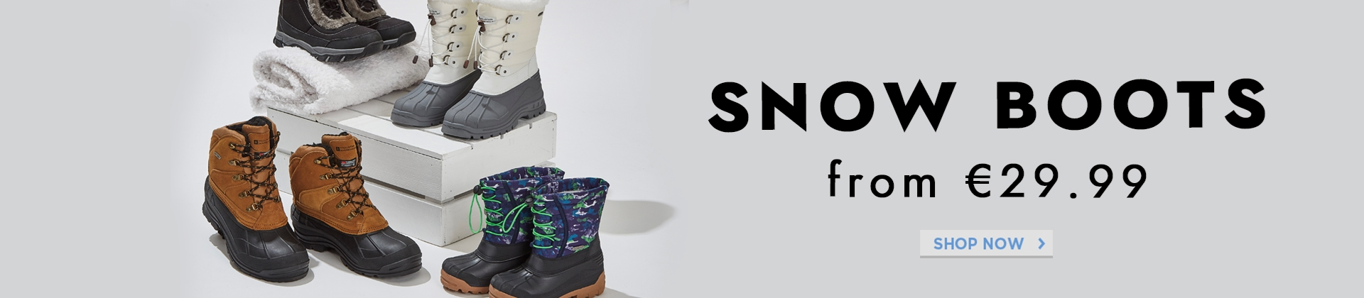 H1: Snow Boots