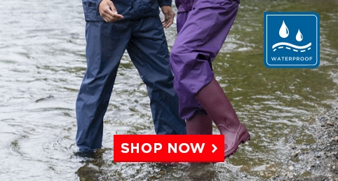 P1: Waterproof Trousers & Overtrousers