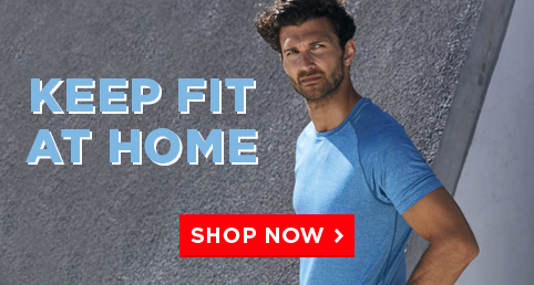 P2: Keep Fit at Home