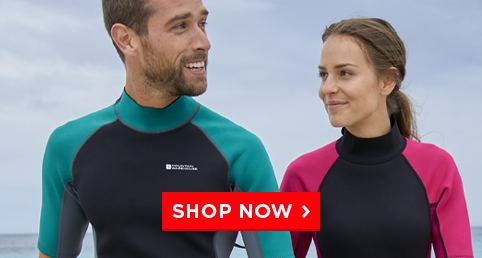 P4: Wetsuits