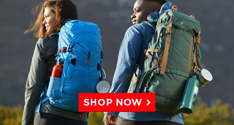 P2: Rucksacks & Backpacks