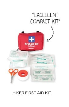 Hiker First Aid Kit