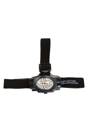 Linterna Frontal - 10 LED