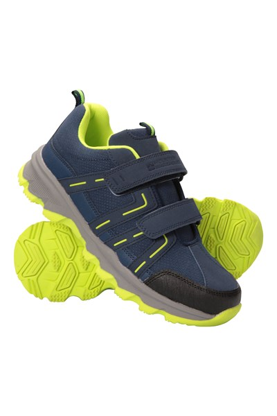 Cannonball Kids Walking Shoes - Blue