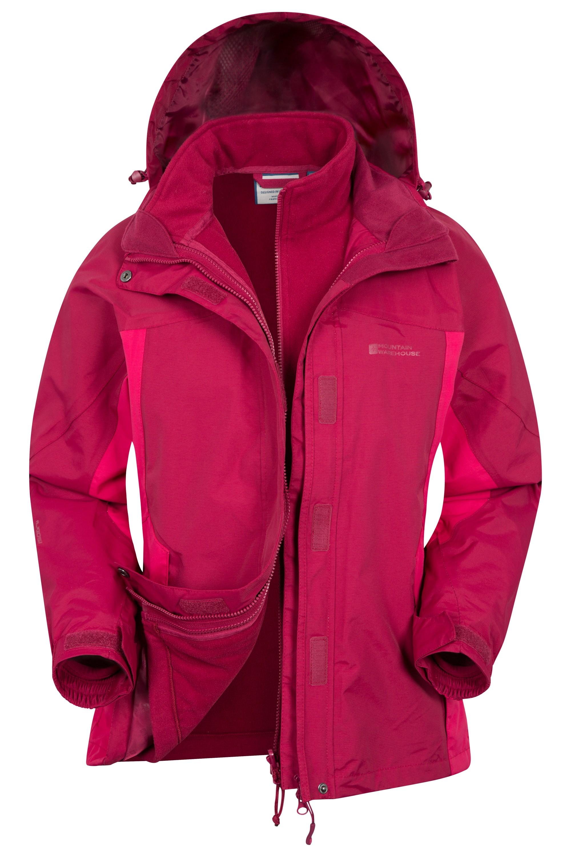 Imperméable Storm Femmes En Mountain Veste 3 1 Warehouse Fr dRqx5