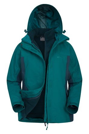 Rain Jackets & Waterproof Coats | Mountain Warehouse US