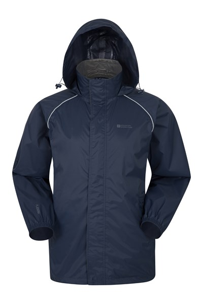 Pakka Mens Waterproof Jacket - Navy