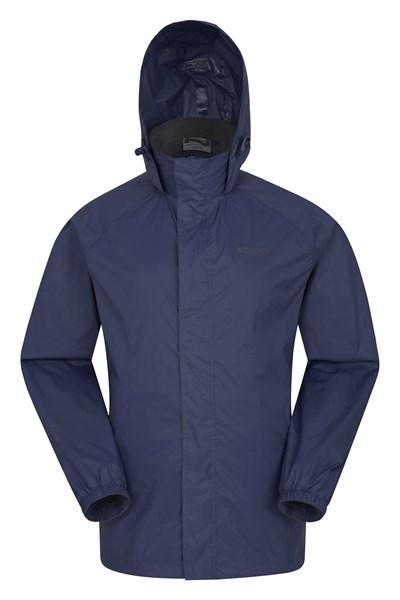 Pakka Mens Waterproof Jacket - Navy
