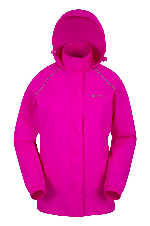 Pakka Womens Waterproof Jacket - Pink