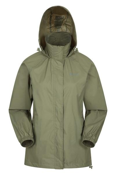 Pakka Womens Waterproof Jacket - Green