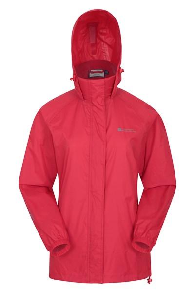 Pakka Womens Waterproof Jacket - Red