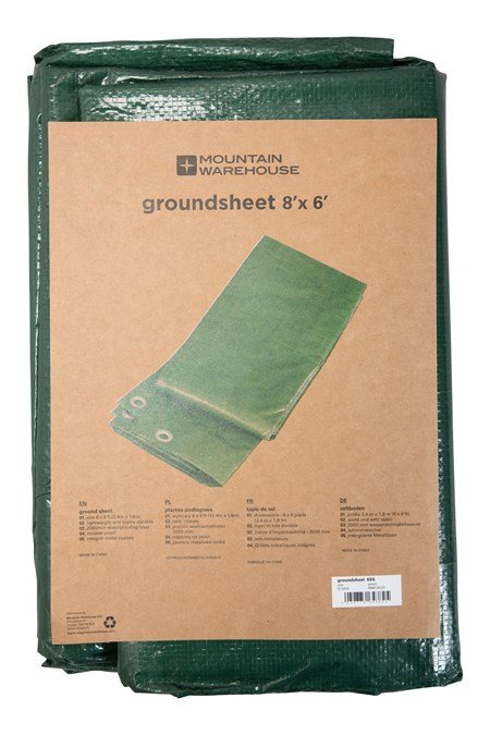 Ground Sheet 8x6