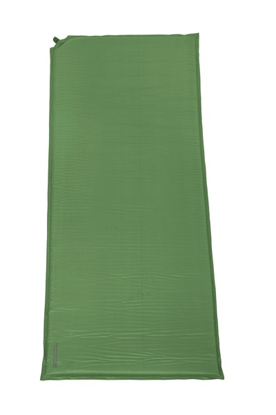 Camper SeIf Inflating Mat - Green