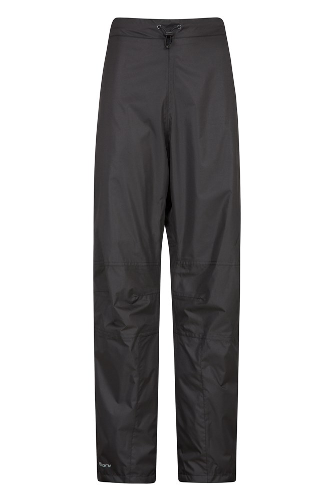Spray Womens Waterproof Trousers - Black