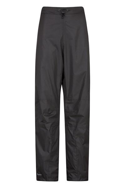 Spray Womens Waterproof Trousers - Black