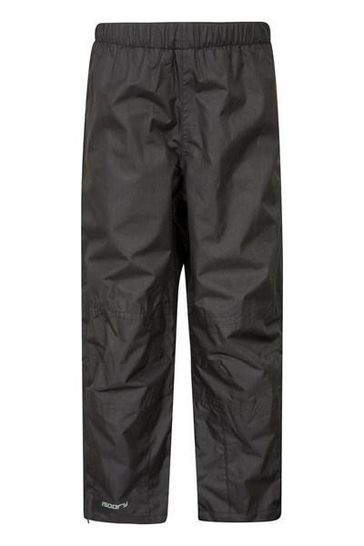 Spray Kids Waterproof Trousers - Black