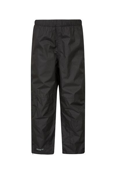 Spray Kids Waterproof Trousers - Black