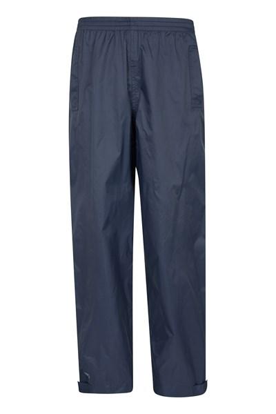 Spray Kids Waterproof Trousers - Navy