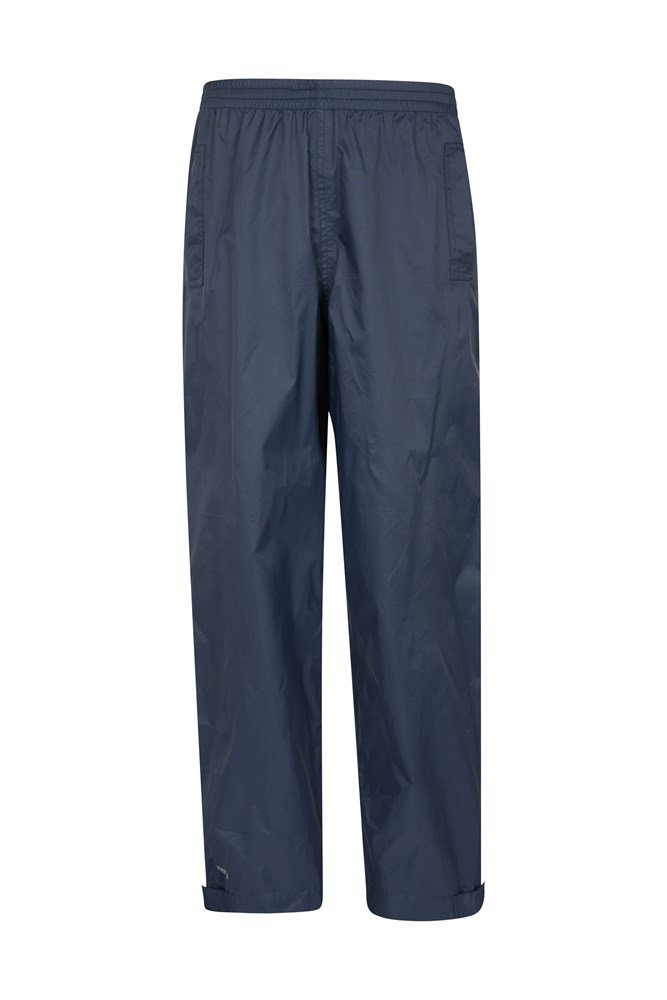 Spray Kids Waterproof Trousers - Navy
