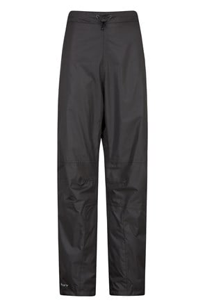 Spray Womens Short Length Waterproof Trousers