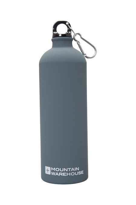 016494 RUBBER ALU BOTTLE W KB 1L