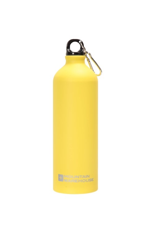 Mountain Warehouse Bottles Designed with Leak Proof Rubber Seal 1 l