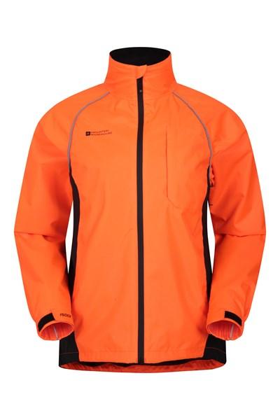 Adrenaline Mens Iso-Viz Jacket - Orange