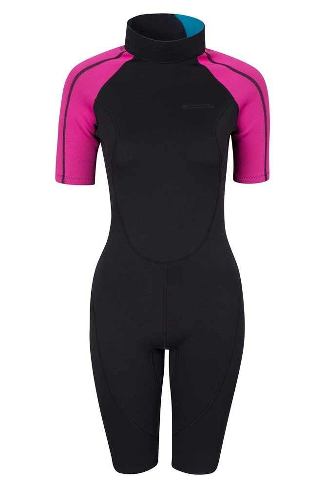 aabc4107 Shorty Womens Wetsuit | Mountain Warehouse GB
