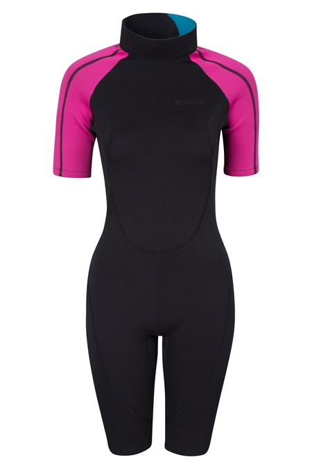 016788 SHORTY WOMENS WETSUIT