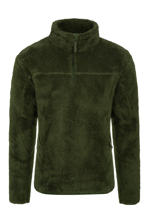 Yeti Mens Fleece - Green