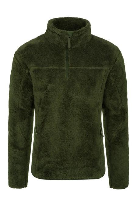 33359a7c157 Yeti Mens Fleece - Khaki