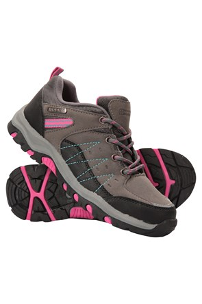 Stampede Kids Waterproof Hiking Shoes