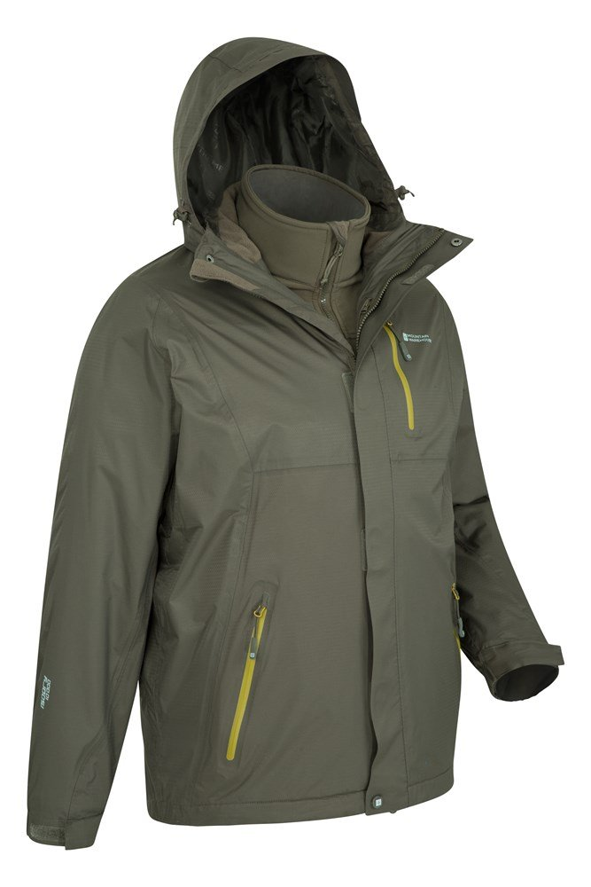 878b000bf 3 in 1 Jackets