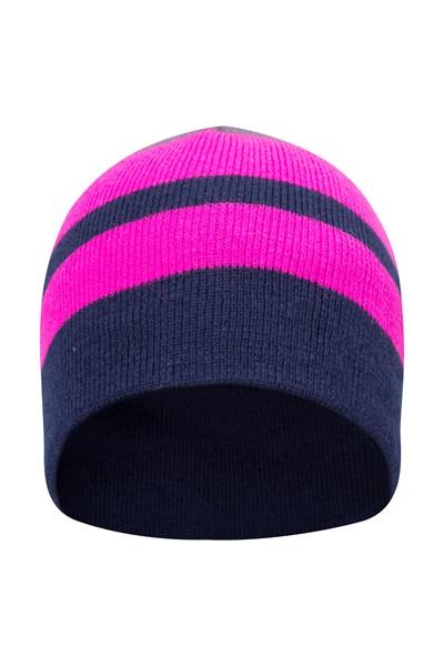 Chamoix Kids Beanie - Pink